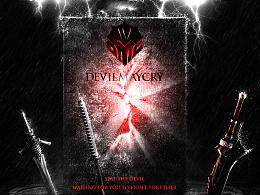 DevilMayCry4SpecialEdition/鬼泣4特别版/LOGO+游戏页面/习稿