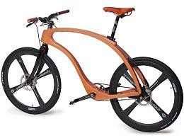 邦陈设计工作室-自行车设计