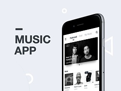 Music App 概念设计