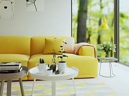 [斯特视觉]-家具效果图
