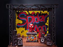 《蜘蛛侠:英雄归来》DJ Spider Man