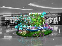 购物中心美陈设计