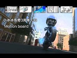 小冰冰传奇3周年CG 动态分镜