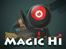 魔力小黑( Magic Hi )