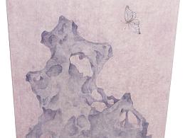 工笔花鸟-芷子绘