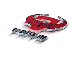 七骨牛排品牌设计