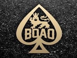 博奥皇家德扑 德州扑克会馆品牌设计