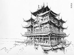 杭州各个景点,你认识几个?