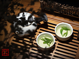 西湖龙井 茶叶 龙井茶 绿茶 拍摄 摄影 拍照