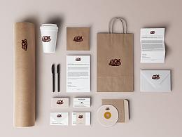 【品牌】优米小白LOGO、VI视觉设计