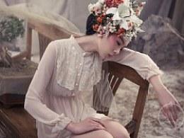 画意唯美:年轻明媚风婚纱作品
