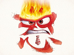 迪士尼《头脑特工队》中国版海报