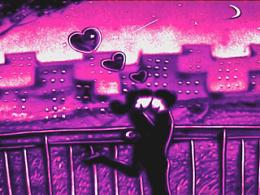 玫瑰《爱情回来了》七夕情人节沙画视频