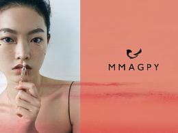 珠宝品牌MMAGPY -标志设计
