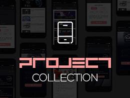 UI小项目合集