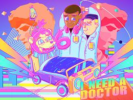 猴痞-I NEED A DOCTOR