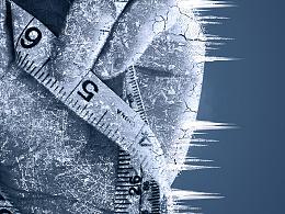 打造超酷冰霜冰冻冰柱之手GIF动画教程PSD分层