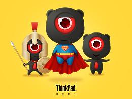 释放创意,强者本色 - ThinkPad百变小黑创意征集