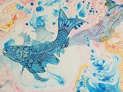 Dye Fish