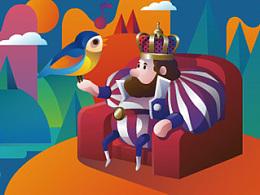 国王的夜莺鸟