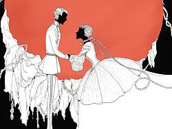 茜茜公主还是伊丽莎白?德语音乐剧《伊丽莎白》插画集