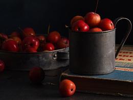 一些水果拍摄