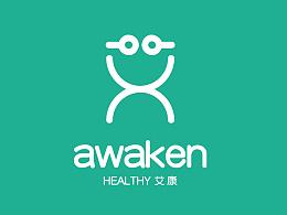 医药品牌 艾康 壳寡糖 品牌设计 vi设计 logo设计 视觉设计
