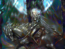 《遗忘之神#XUN-猎魔卷#暗夜主宰》