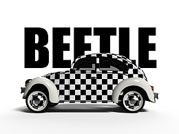 The Beetle甲壳虫
