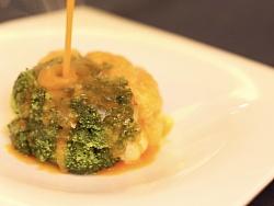 朱春兰食养频道之极致素食 第十二季 茄汁双花