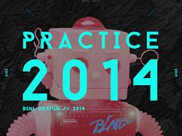 2014 每个都是尝试  BINL WORKS