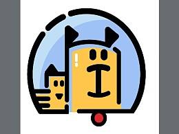 宠物店logo(就算它是个logo吧!!!)