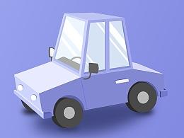 UI小汽车