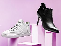 唯品会女鞋、女鞋专场、鞋子、潮鞋、小白鞋、唯品会、专题页、页面、电商、天猫、二级页、首页、