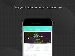 音乐类 -APPUI设计