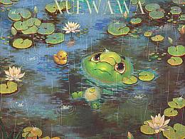 托尼龟的夏天-03【童画世界 by 雪娃娃】