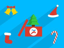 圣诞小动画两枚