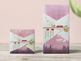 四季花茶 品牌包装设计