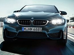 CGI Automotive photography -BMW M4