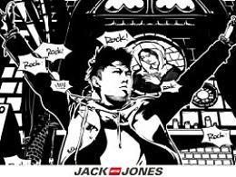 JackJones11年底宣传