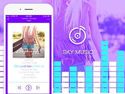 SKY MUSIC  音乐APP