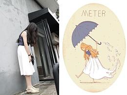 METER米原创插画配图系列