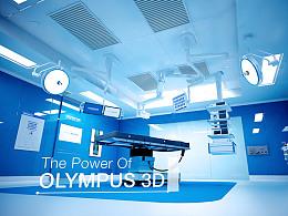 奥林巴斯OLYMPUS三维手术室宣传片