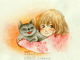 我爱猫系列-3