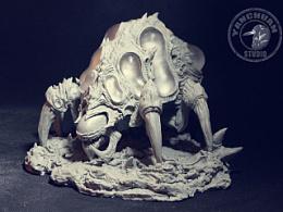 StarCraftⅡ--毒爆虫
