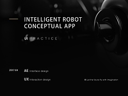 Artificial Intelligence APP (概念设计)