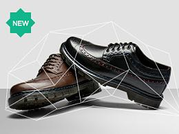 男鞋、钻展图、推广图、小海报、广告图、电商、天猫、banner、手机端