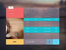 dashboard & UI Kit