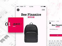 BEE FINANCE GUI
