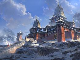 雪山神庙流程分享